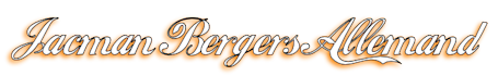 Jacman Bergers Allemand